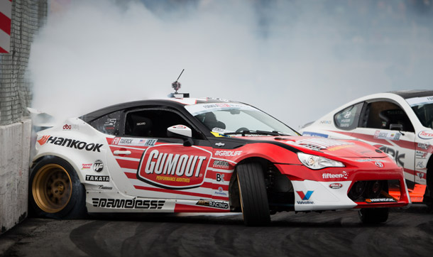 Formula Drift Drivers Ryan Tuerck