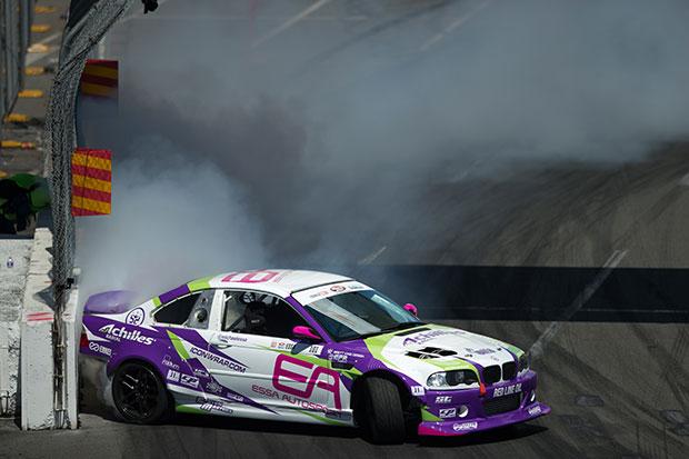 Formula DRIFT - Drivers - Michael Essa