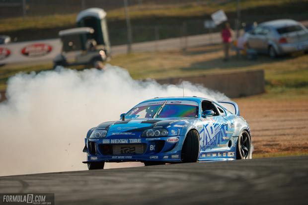 Toyota Costa Mesa >> Drivers Dan Burkett | Formula DRIFT