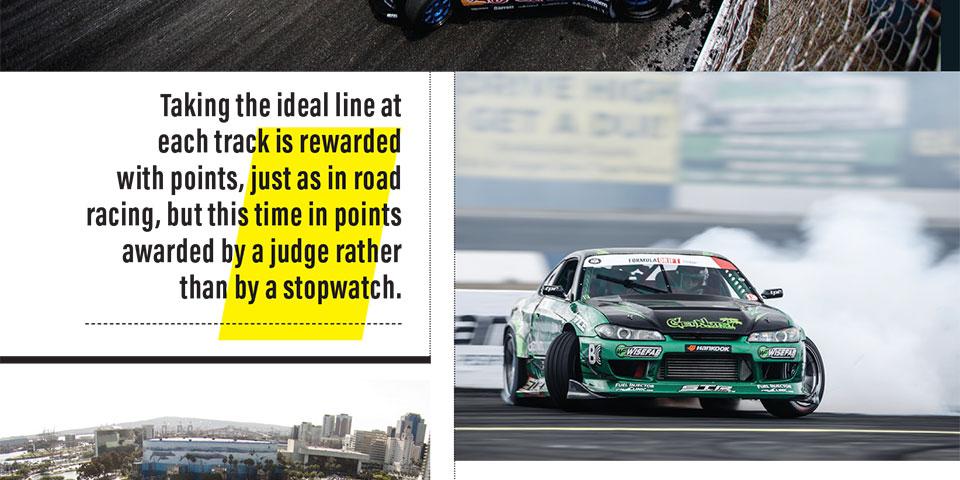 Formula Drift Judging Terms