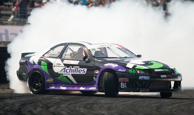 Formula Drift Drivers Robbie Nishida